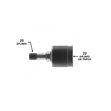 Шрус внутренний левый CHRYSLER VOYAGER 91-95 (25/40mm/32)